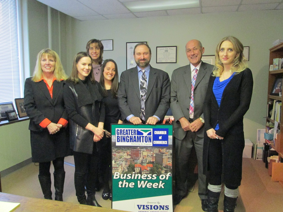 BUSINESS OF THE WEEK BY BROOME COUNTY CHAMBER